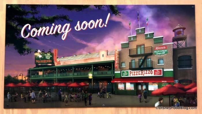PizzeRizzo Coming Soon!