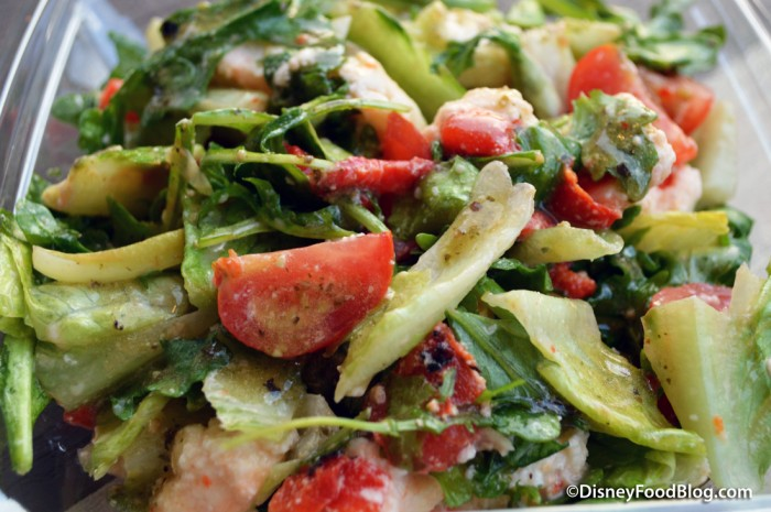 The Italian Salad close-up