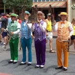 Disney's Dapper Dans Are Putting on a LIVE Concert, Just for You!