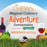 News: Win a Trip to Disney World with The Chew's Magical Adventure Culinary Sweepstakes