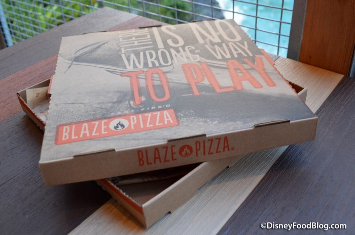 Blaze To-Go Box