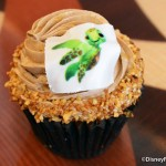NEW: Turtle Cupcake at Contempo Café in Disney's Contemporary Resort