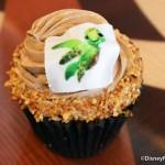 NEW: Turtle Cupcake at Contempo Café in Disney's Contemporary Resort