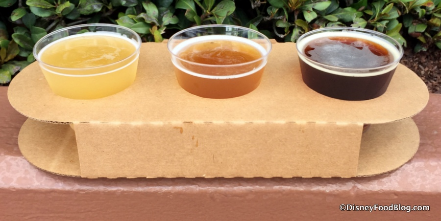 Craft Beers 2016 Epcot Food And Wine Festival