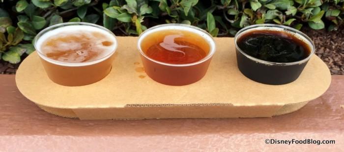 Craft Beers Flight 2