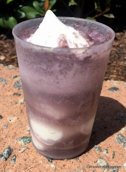 Fanta Grape Float