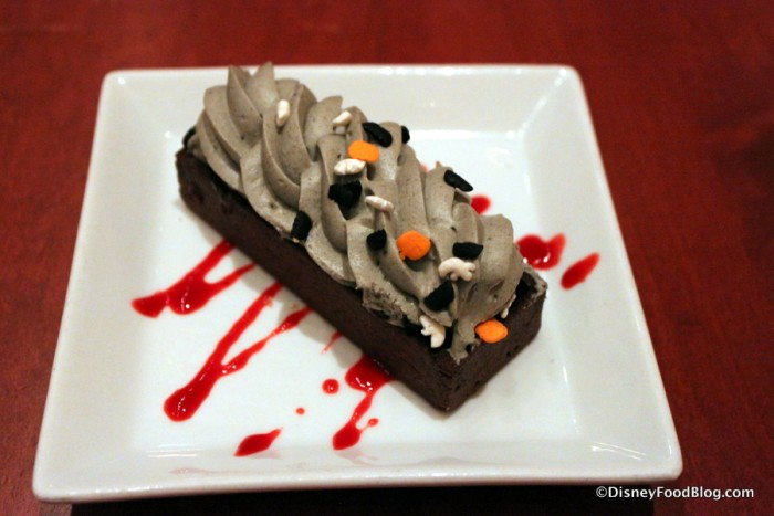 The Grey Stuff Brownie