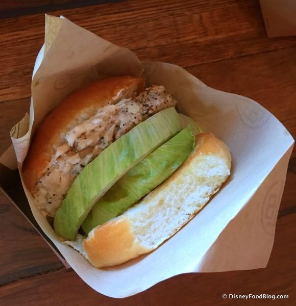 Cluck Burger