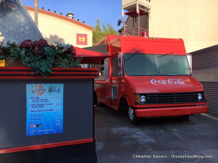 Coca Cola Food Truck