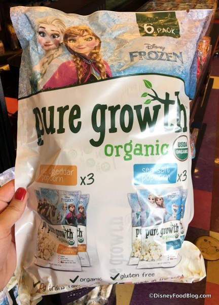 Pure Growth Popcorn Pack