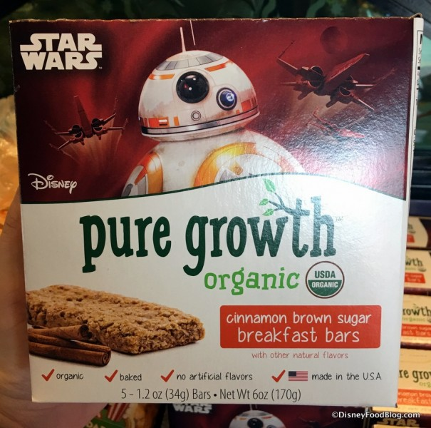 Pure Growth Breakfast Bars
