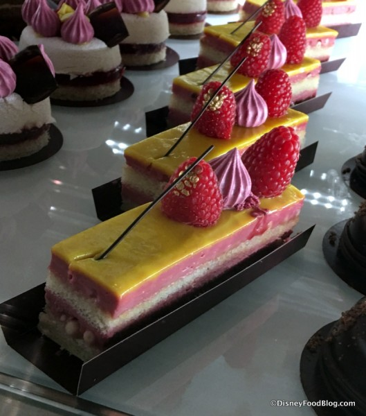 Raspberry Lemonade Pastry