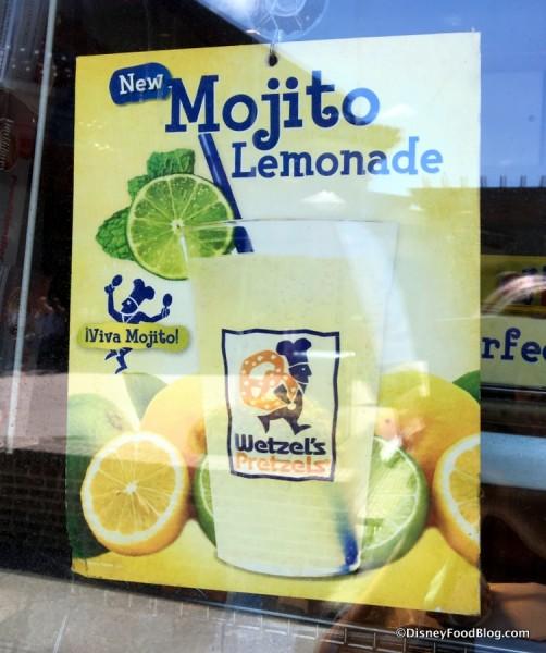Mojito Lemonade