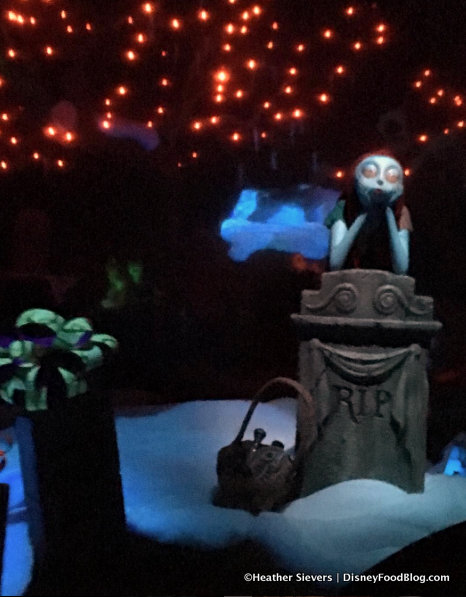 Sally in the Haunted Mansion