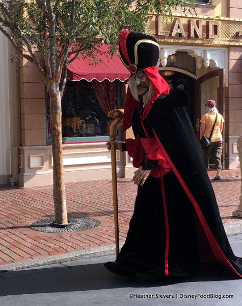 Jafar in Disneyland