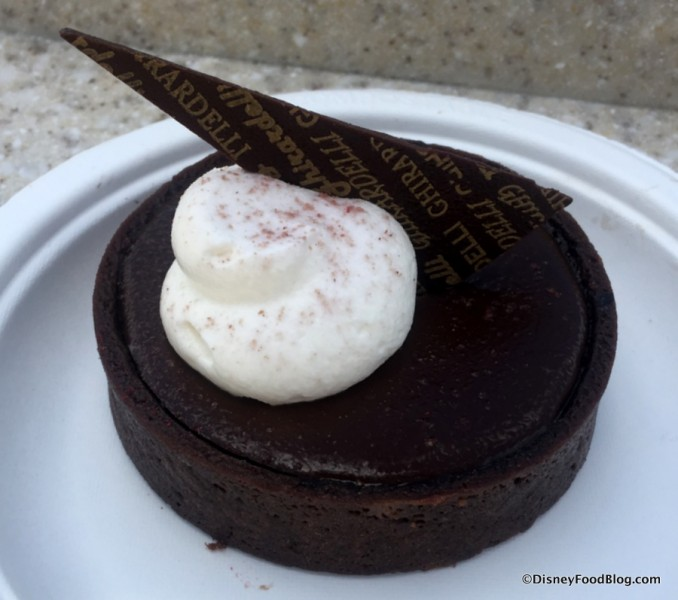 Ghirardelli® Chocolate Raspberry Torte