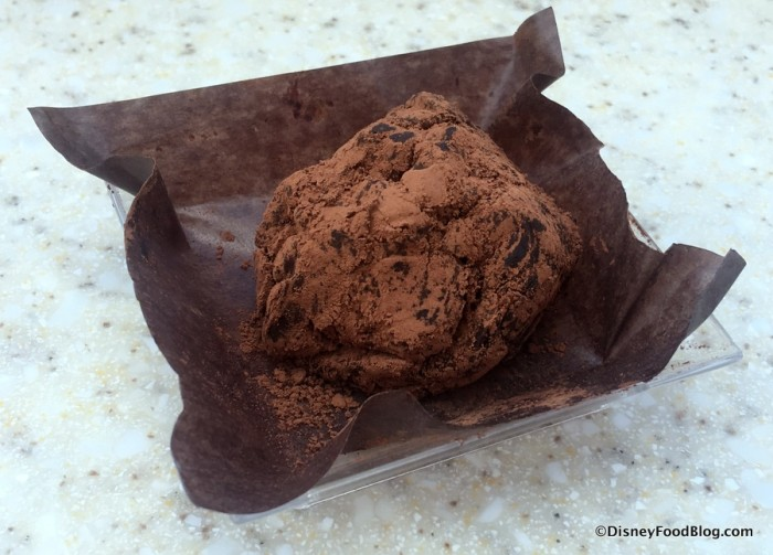 Red Wine Chocolate Truffle
