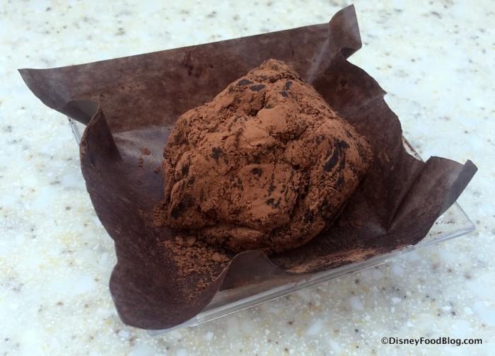 Red Wine Chocolate Truffle