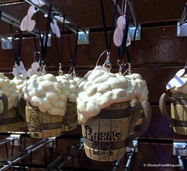 Brews Around the World Ornament