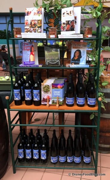 Festival Wines and Pam Smith Books