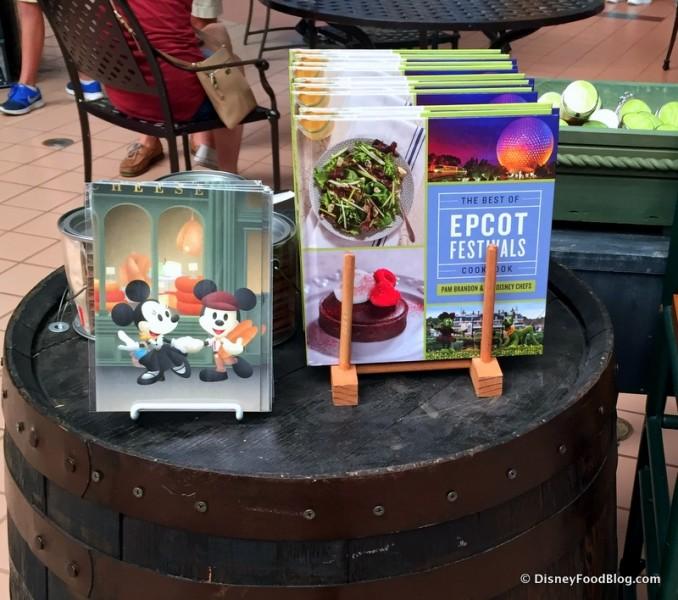 Festival Center Cookbook