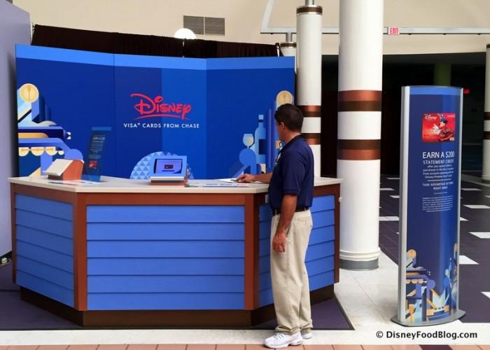 Chase Disney Visa Card Information