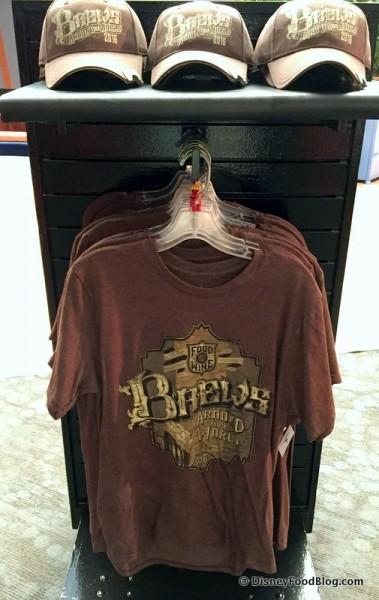 Brews Around the World T-Shirt