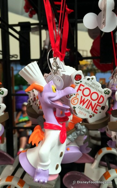 Figment Christmas Ornament