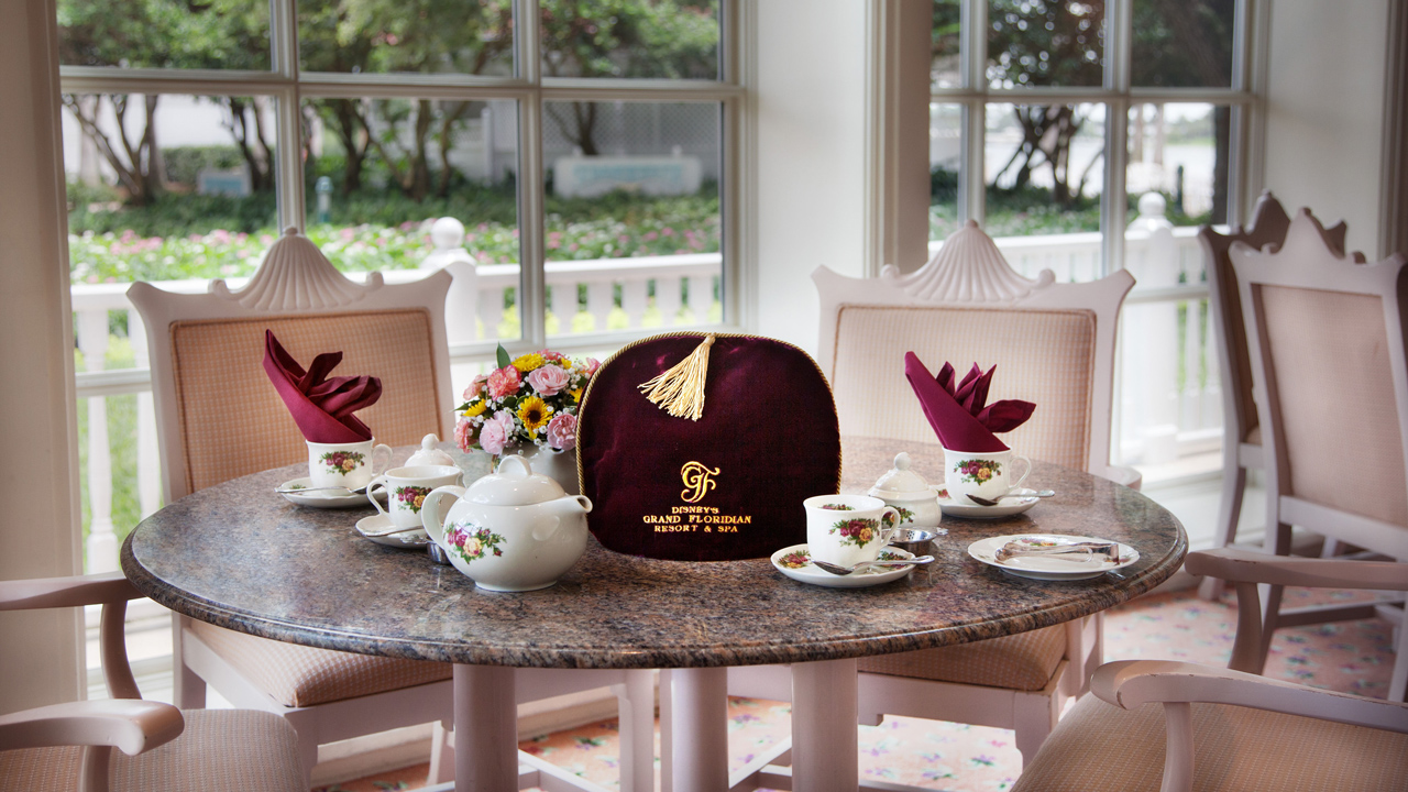 News New Tea Flavors At The Garden View Tea Room In