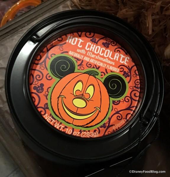 Hot Chocolate Cauldron