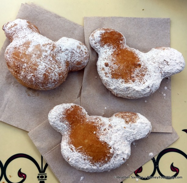 Butterscotch Beignet