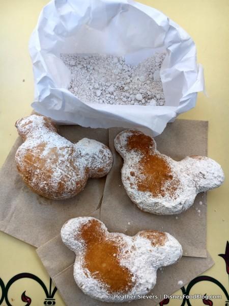 Butterscotch Beignets