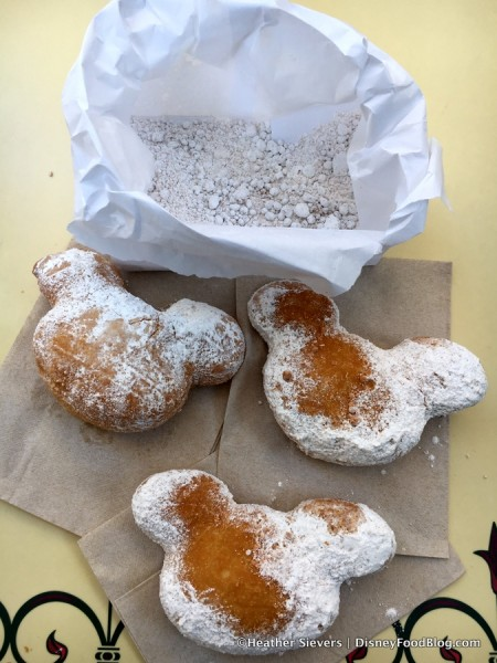 Butterscotch Beignets
