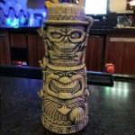 News: Haunted Mansion Hitchhiking Ghosts Tiki Mug in Disney World and Disneyland