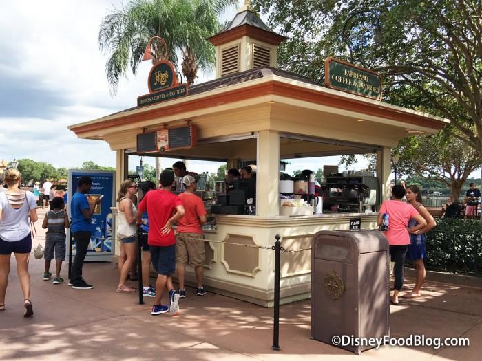 Disney Traders Joffrey's Kiosk