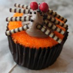 Review: Disney Halloween Cupcake and the Starbucks Pumpkin Cream Cheese Muffin at Main Street Bakery