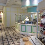 Spotted: Candy Case in Main Street Confectionery Undergoing Refurbishment