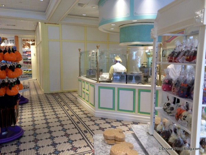 The Current Confectionery