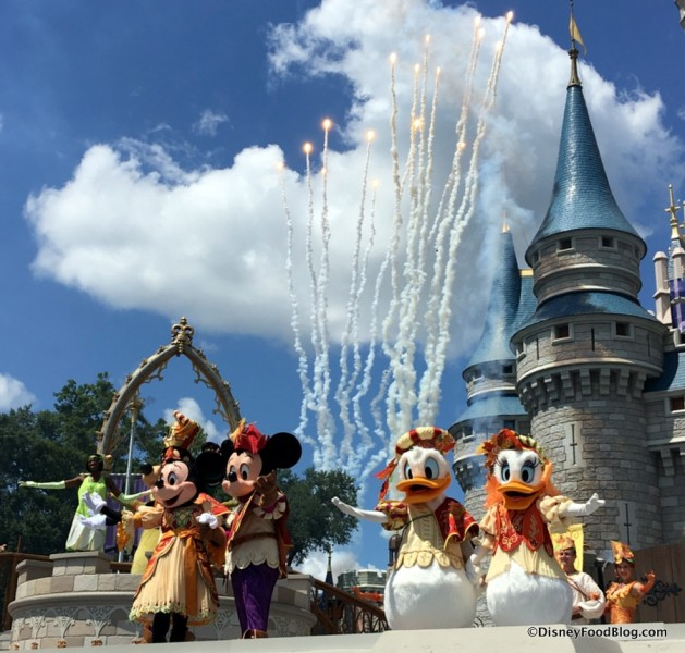 Autumn Finale to Mickey's Royal Friendship Faire