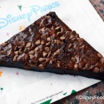 Review: New Mocha Brownie at Epcot's Fountain View
