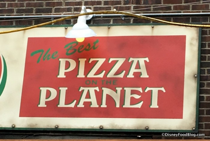 """The Best Pizza on the Planet"""