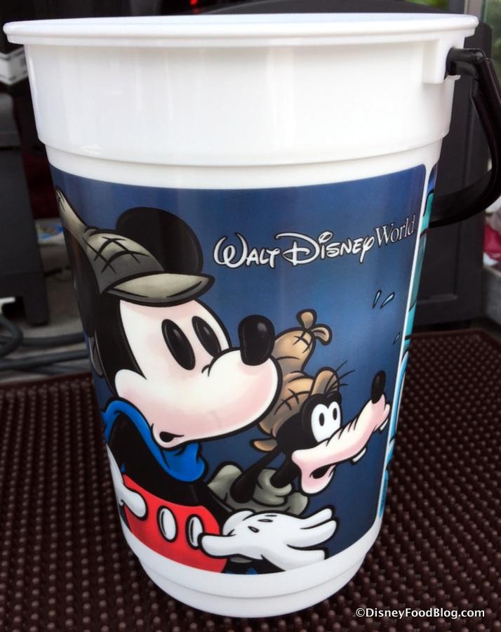 News Updates To Refillable Popcorn Bucket Program In