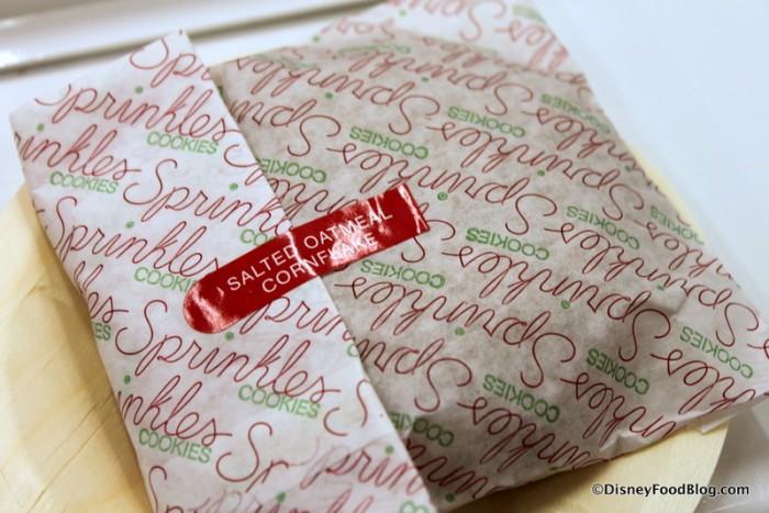Sprinkles Cookie Packaging
