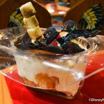 Review: 10-Gallon Challenge Sundae at Whispering Canyon Cafe in Disney's Wilderness Lodge