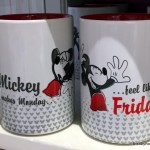 Fun Disney Mugs at Magic Kingdom's Confectionery!