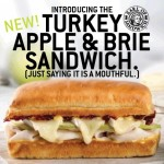 News: Earl of Sandwich Introduces New Turkey, Apple, and Brie Sandwich