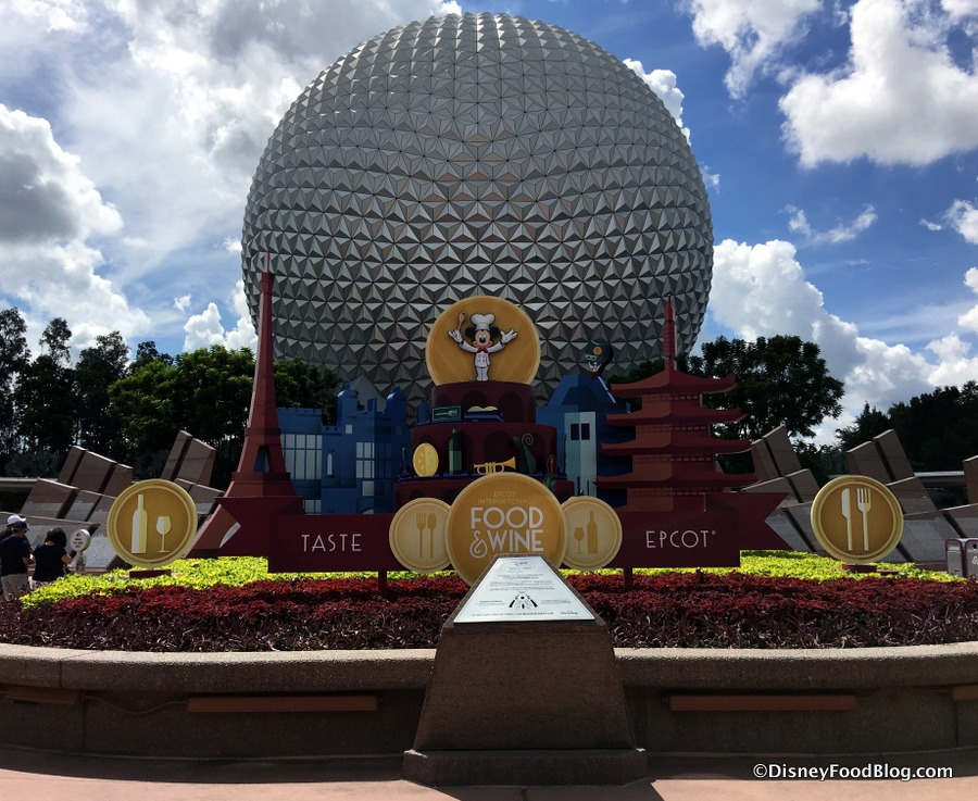 When Does Epcot Food And Wine Festival Start