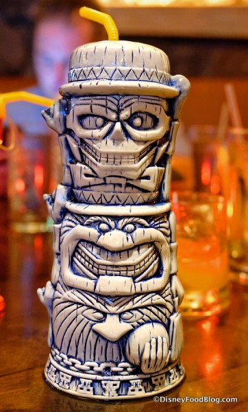 Hitchhiking Ghosts Tiki Mug