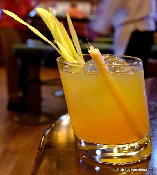 Kentucky Spiced Cocktail