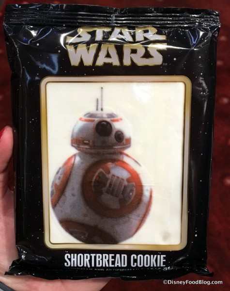 BB-8 Shortbread Cookie